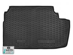 Коврик в багажник Mercedes S W140 91-99, резиновый (Avto Gumm)