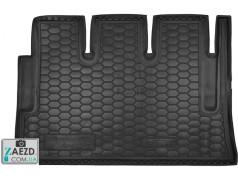 Коврик в багажник Mercedes Vito/Viano Long 10-15, резиновый (Avto Gumm)