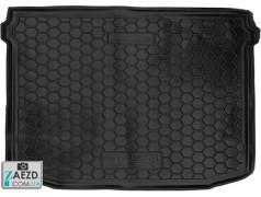 Коврик в багажник Mitsubishi ASX 10- резиновый (Avto Gumm)
