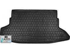 Коврик в багажник Nissan Juke 10-15, резиновый (Avto Gumm)