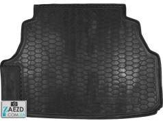 Коврик в багажник Nissan Maxima 5 00-08 европейская сборка, резиновый (Avto Gumm)