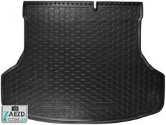 Коврик в багажник Nissan Sentra 12-20, резиновый (Avto Gumm)