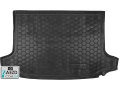 Коврик в багажник Peugeot 308 07-13 универсал, 7 мест, резиновый (Avto Gumm)