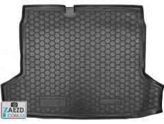 Коврик в багажник Peugeot 508 11-18 седан, резиновый (Avto Gumm)