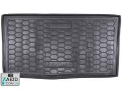 Коврик в багажник Ravon R2 15- резиновый (Avto Gumm)