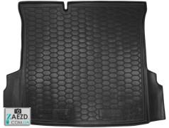 Коврик в багажник Ravon R4 16- седан, резиновый (Avto Gumm)