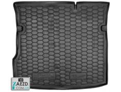 Коврик в багажник Dacia Duster 18- 2WD, резиновый (Avto Gumm)