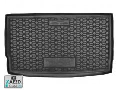 Коврик в багажник Renault ZOE 12- резиновый (Avto Gumm)