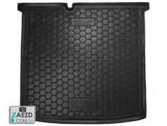 Коврик в багажник Skoda Fabia 3 14- универсал, резиновый (Avto Gumm)