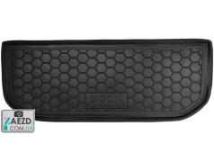 Коврик в багажник Smart Roadster 03-05, резиновый (Avto Gumm)