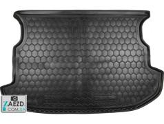 Коврик в багажник SsangYong Korando 10- резиновый (Avto Gumm)