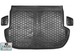 Коврик в багажник Subaru Forester 4 12-18, резиновый (Avto Gumm)
