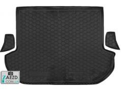 Коврик в багажник Subaru Outback 4 09-15, резиновый (Avto Gumm)