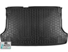 Коврик в багажник Suzuki Grand Vitara 2 05-15, резиновый (Avto Gumm)