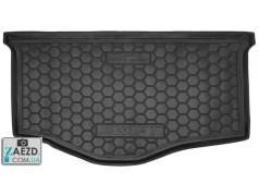 Коврик в багажник Suzuki Swift 5 13-17, резиновый (Avto Gumm)