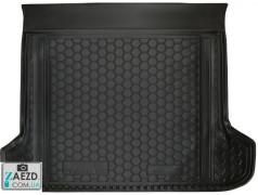 Коврик в багажник Toyota Prado 150 09-17 5 мест, резиновый (Avto Gumm)