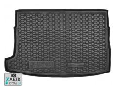 Коврик в багажник VW e-Golf 12- резиновый (Avto Gumm)