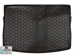 Коврик в багажник VW Golf 7 12- резиновый (Avto Gumm)