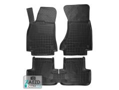 Коврики в салон Audi A4 07-15 (Avto Gumm)