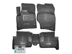 Коврики в салон Audi Q7 05-15 (Avto Gumm)