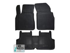 Коврики в салон Audi Q7 15- (Avto Gumm)
