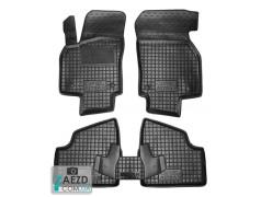 Коврики в салон Opel Astra H седан 06-10 (Avto Gumm)