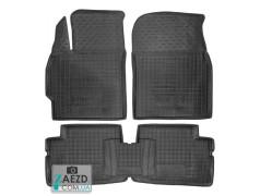 Коврики в салон Toyota Auris 06-12 (Avto Gumm)