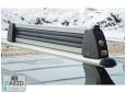 Крепление для лыж и сноубордов Amos Ski Lock-5 Silver