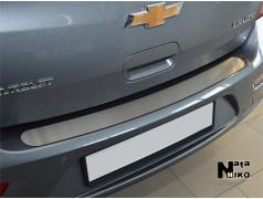 Накладки на бампер BMW 5 E60/E61 03-10 (NataNiko - Premium)