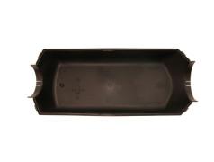 Кожух верхний черный - Планар 44Д, 44D-GP, 44D-GP-S / сб.2507