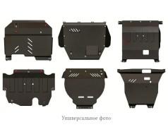 Защита КПП Suzuki Grand Vitara 2 05-15 V-все, кроме V-2.7; 3.2 КПП (Sheriff)